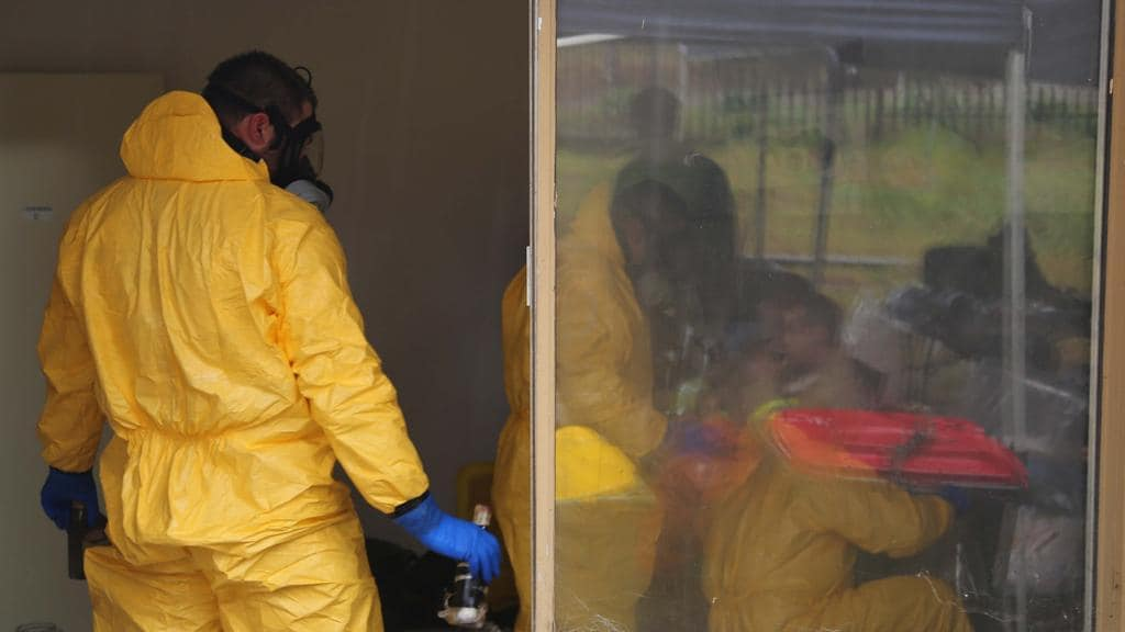 Study Finds Houses Used As Drug Labs Could Stay Toxic For