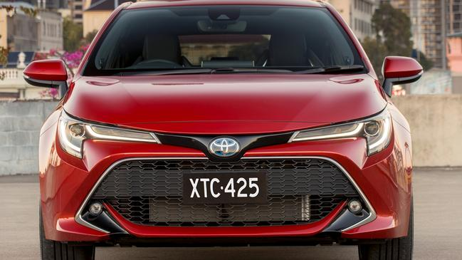 Toyota Corolla recall: Petrol powered versions of the new model have