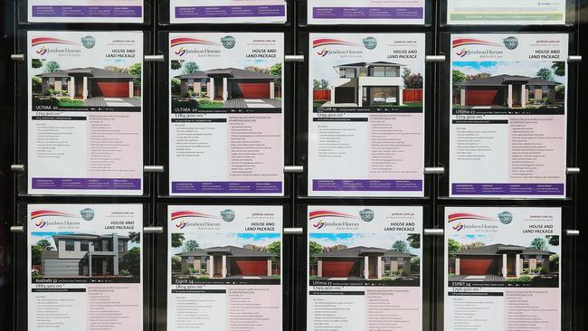 The Australian Bureau of Statistics admits its housing data have been wrong. Picture: Brendon Thorne/Getty Images