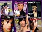 Prince featured on countless covers throughout the years, most of which were for Rolling Stone.