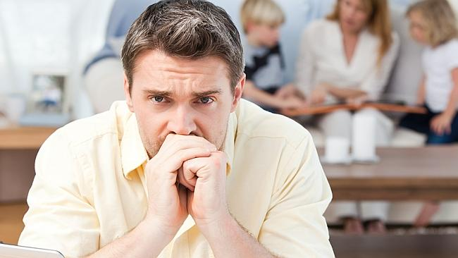 I'm just so stressed about how stressed I am. Picture: Thinkstock.