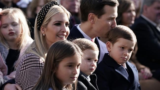 Jared and Ivanka pull kids from school after 'parents complained they flouted COVID-19 rules at White House' – NEWS.com.au