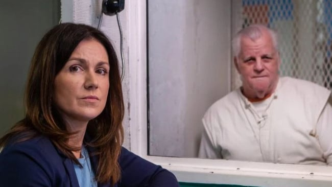 Susanna Reid came face-to-face with triple killer Billie Wayne Coble before he was executed.