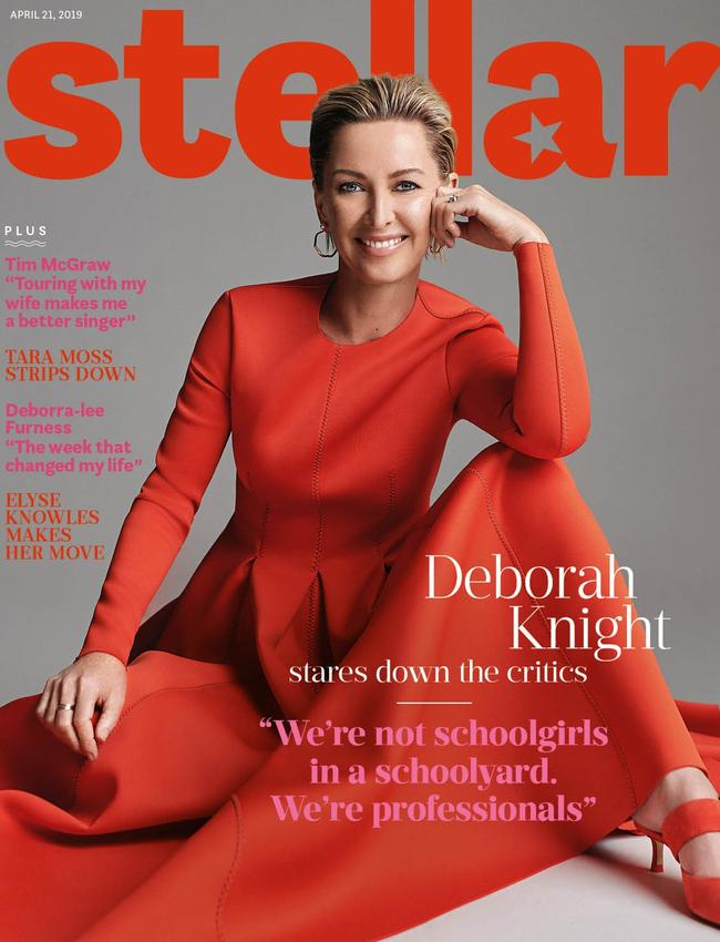 This week's cover of Stellar Magazine. Picture: Duncan Killick