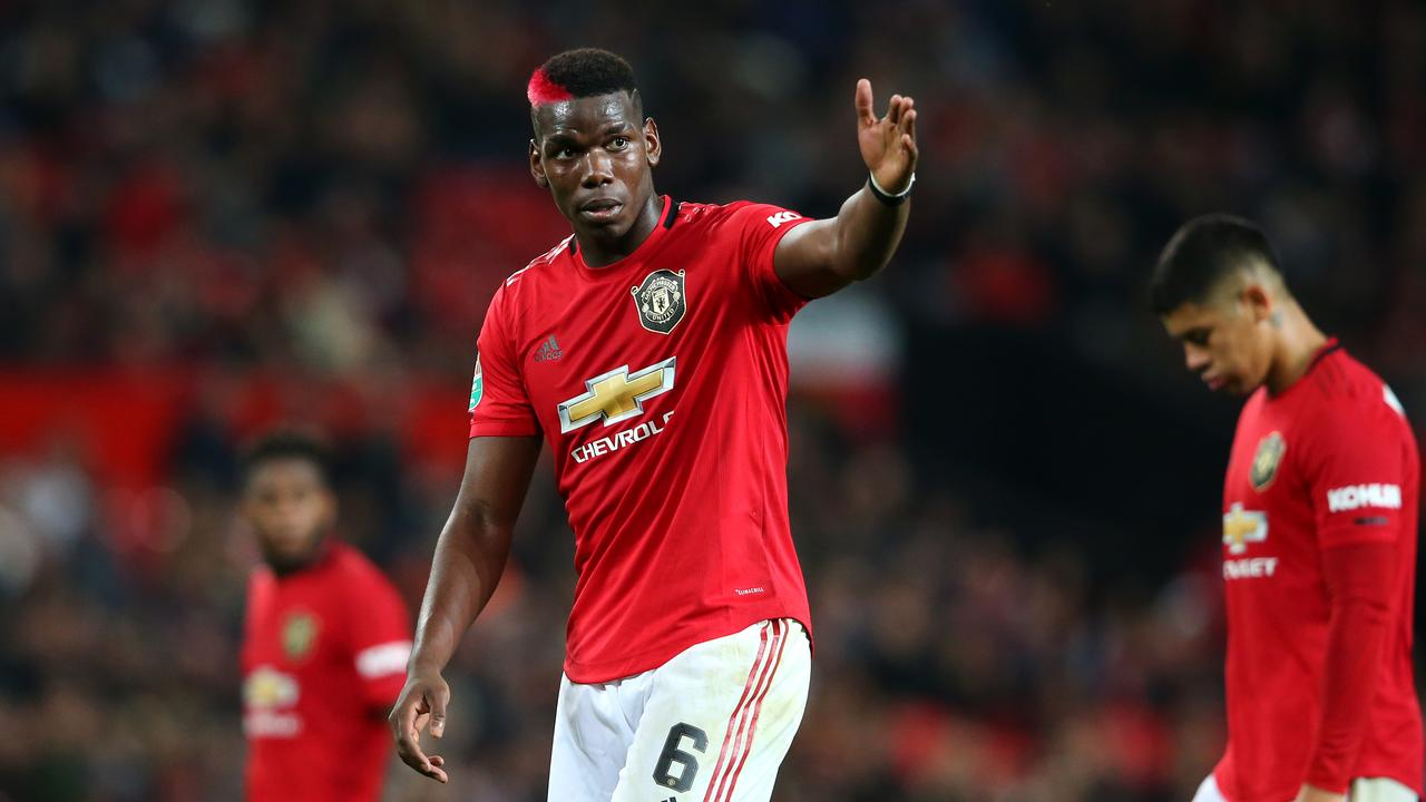 Rumour mill: With Real Madrid circling, Paul Pogba is refusing to play for Manchester United