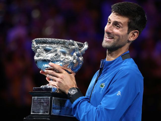 Is Djokovic the true GOAT?