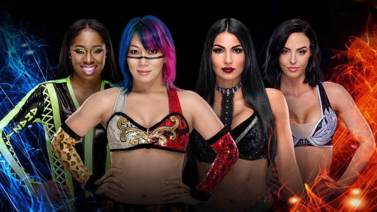 Naomi and Asuka face the Australian tag team The IIconics at WWE Super Show-Down.