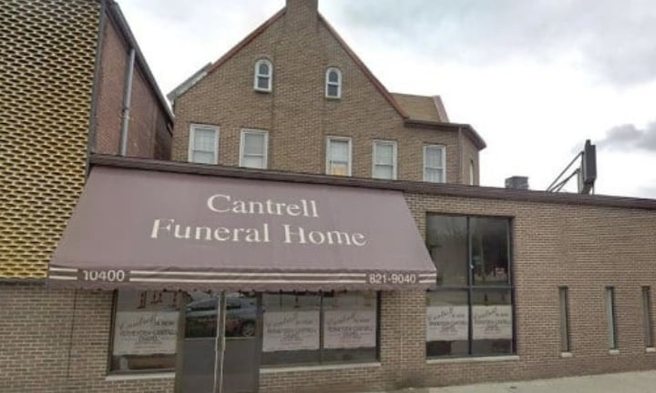 The former funeral home was closed in April for deplorable conditions that included decomposing and mouldy bodies. Image: Supplied