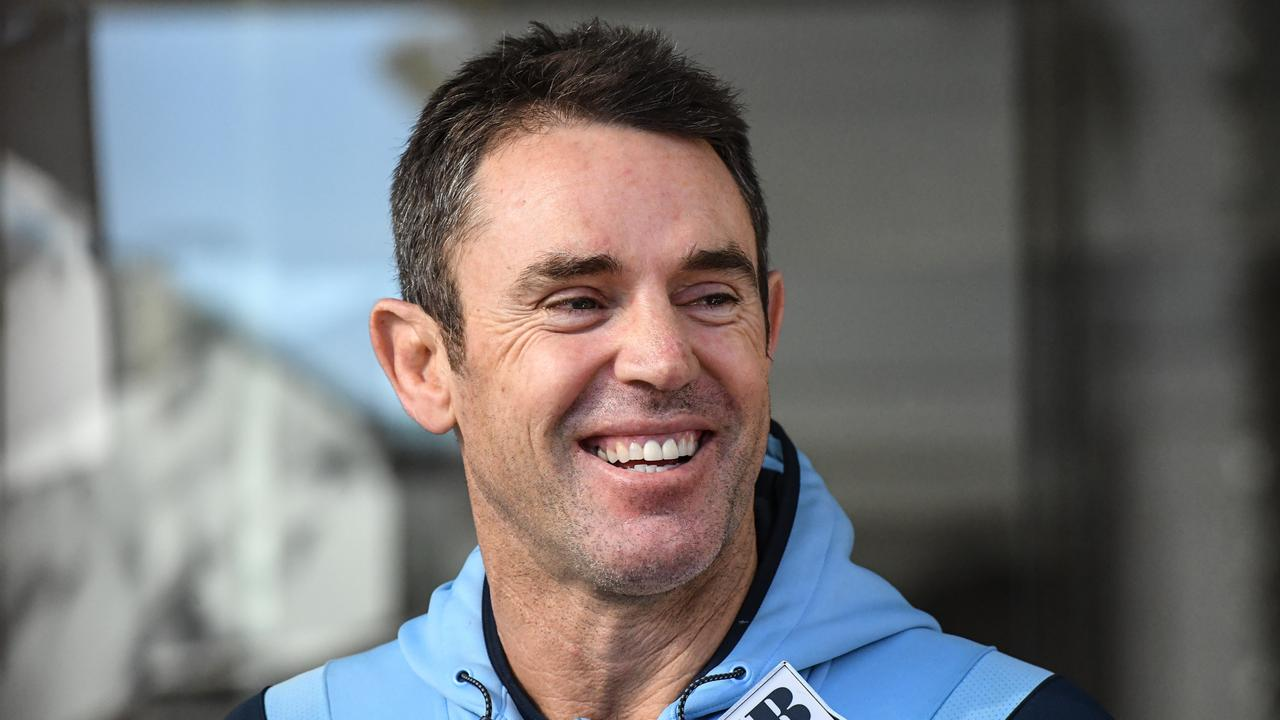 NSW Blues State of Origin coach Brad Fittler overhauled the team in 2018.