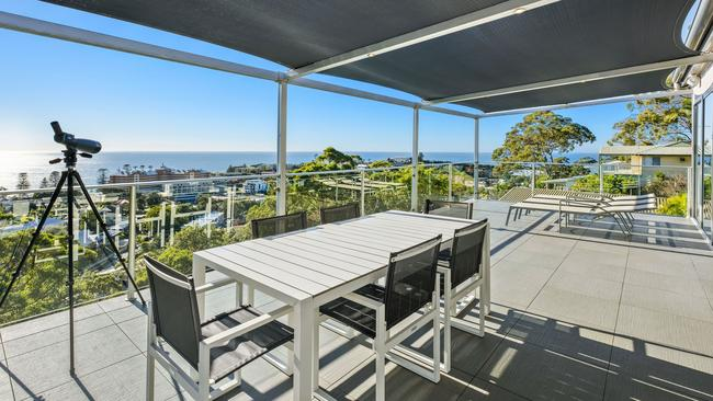 The property goes to auction on August 20, and can be inspected by appointment.