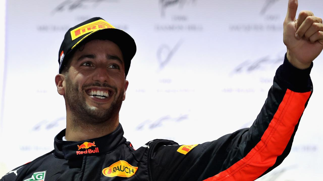 Will Ricciardo get back on track at McLaren? (Photo by Mark Thompson/Getty Images)
