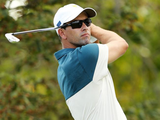 Adam Scott won't be at this year's Australian Open.