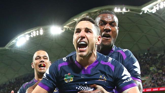 Could Slater earn selection in the team of the year.