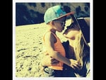 American actress Hilary Duff with son Luca. Picture: Instagram