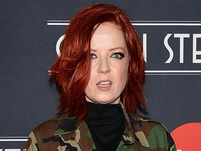 'Grow up Kanye' ... Shirley Manson tells him what she really thinks. Picture: Araya Diaz/Getty Images