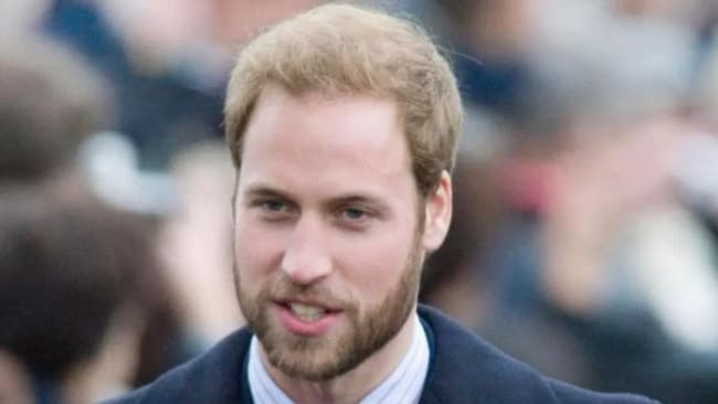 Is Prince William's beard cleaner than the Queen's corgies?