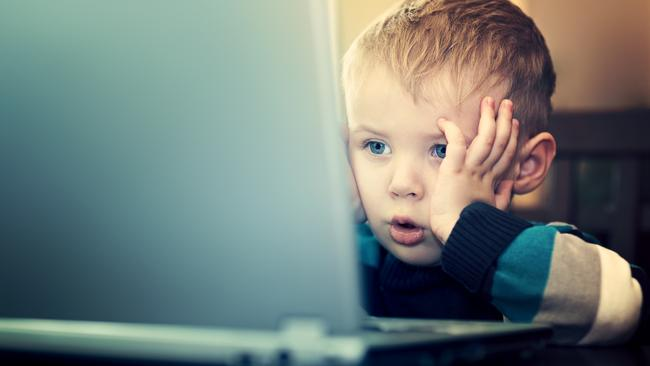 If Facebook can affect the moods of grown ups, just imagine what it's doing to kids. Picture: iStock
