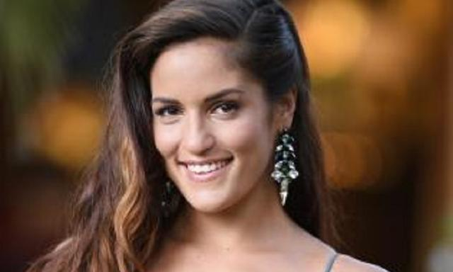 Elora was dumped by Matty J on The Bachelor. Source: TenSource:Supplied