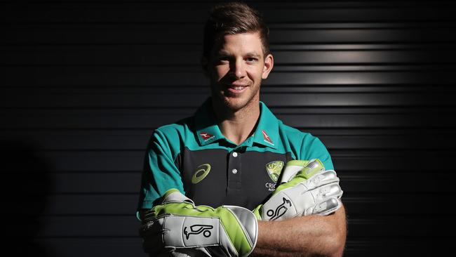 There's more to Tim Paine than pretty-boy looks and picture perfect technique.