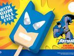 Batman ice blocks from Blue Bunny