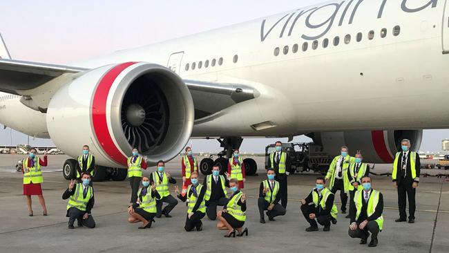 paris london flights Virgin to