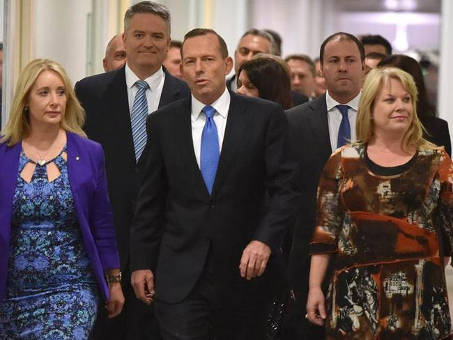 Tony Abbott and his squad were never going get that chance for glory ... if Turnbull had anything to do with it.