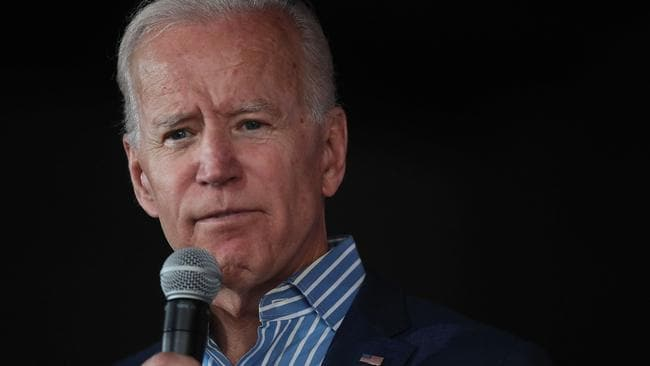 Supporters believe Joe Biden will be the next US president. Scott Olson/Getty Images/AFP