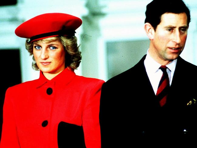 Charles and Diana had one of the most public divorces in history. Picture: Supplied