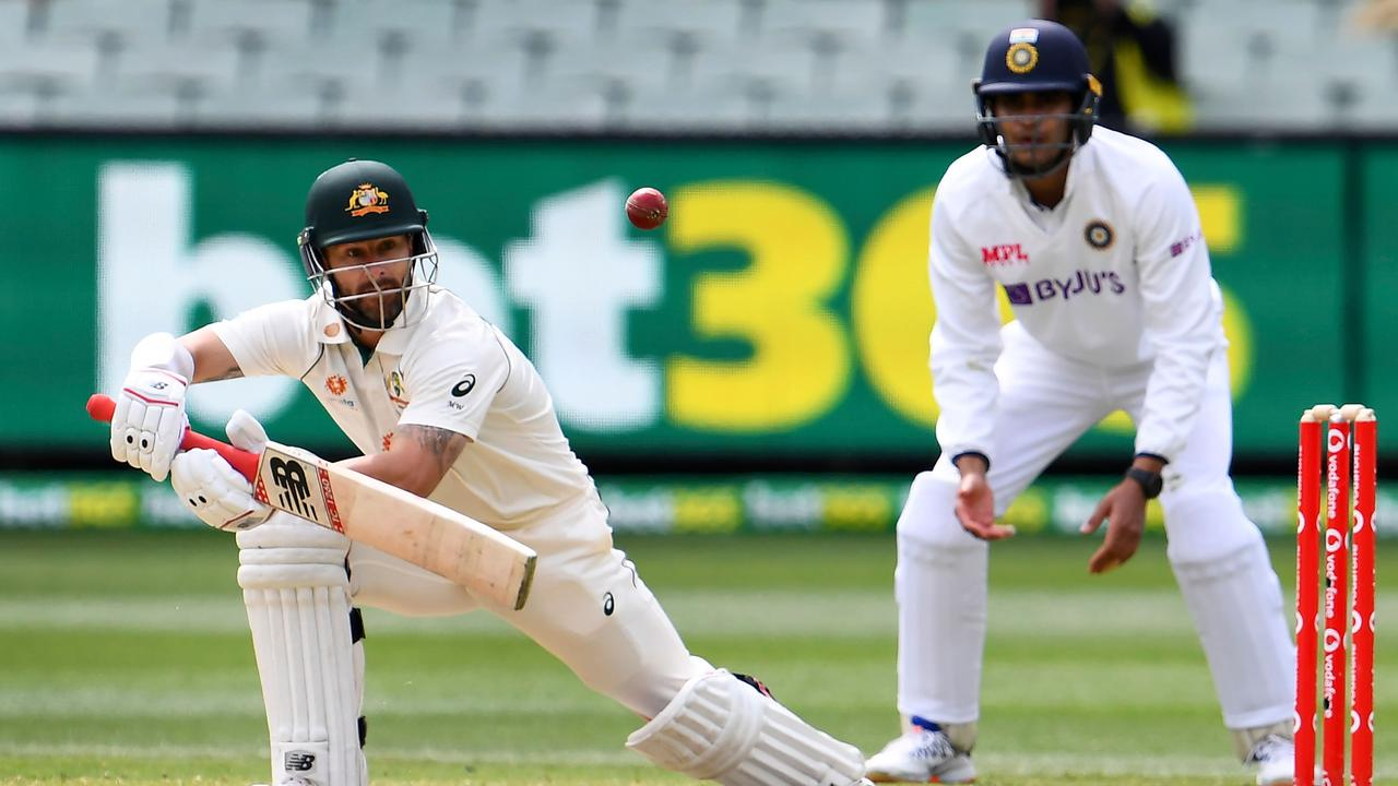 How crazy would it be to consider Matthew Wade a potential future partner for David Warner?
