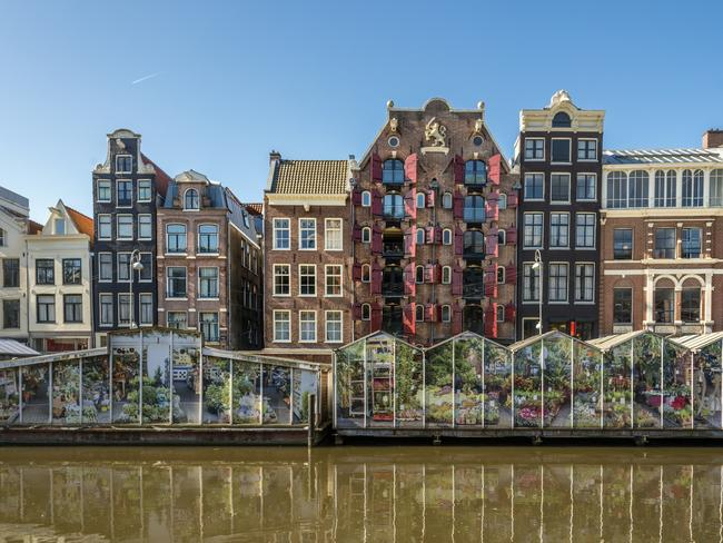 The last florist has closed at Amsterdam's Bloemenmarkt. Picture: iStock