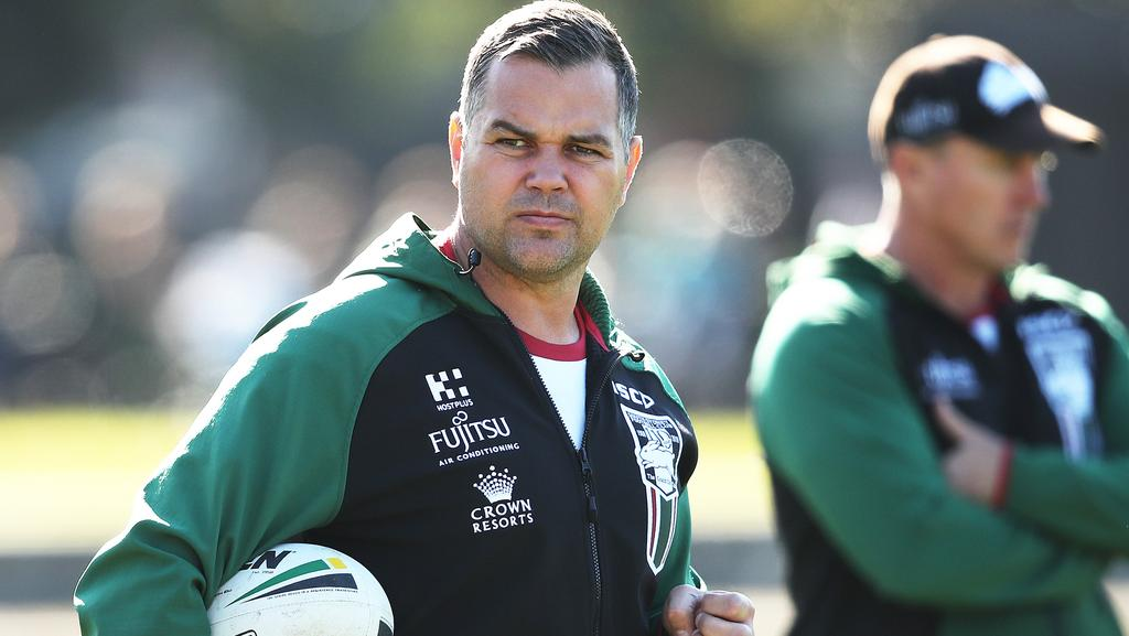 Rabbitohs V Storm 2018 Anthony Seibold They Key To Defeating Melbourne Daily Telegraph