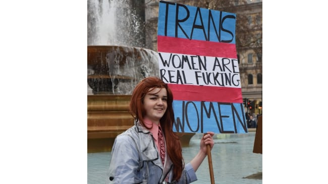 Women's March 2019 signs you need to see. Image: Getty.