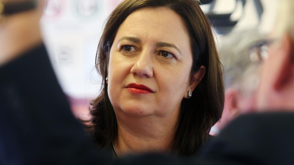 Queensland Premier Annastacia Palaszczuk to announce ...
