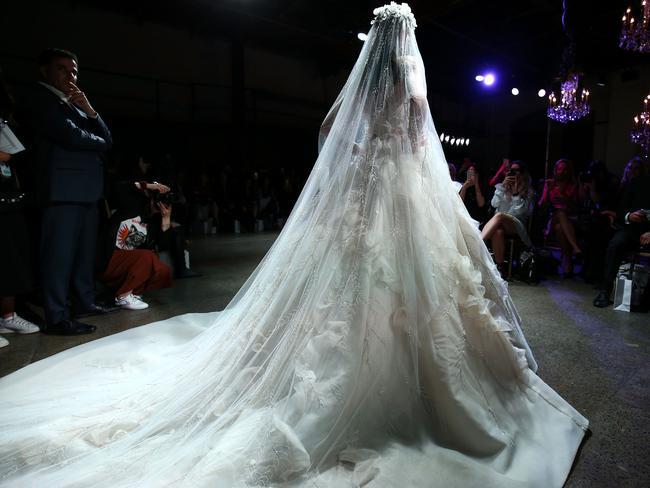 Fashion Week Australia 2017: Steven Khalil $100K Wedding