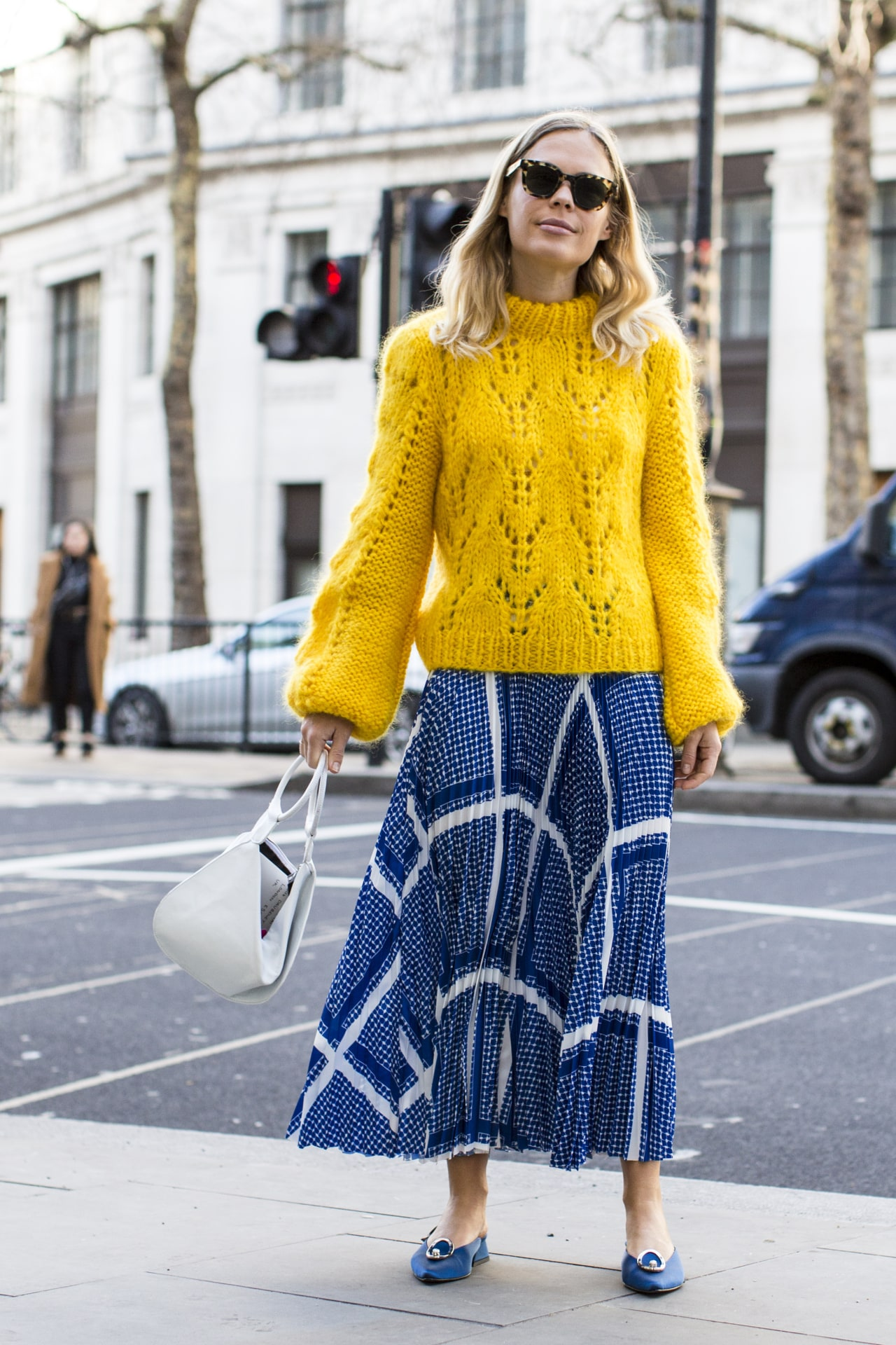 What they're wearing on the streets of London this Fashion Week
