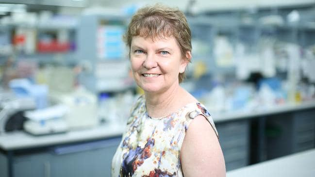 Professor Robyn Jamieson discovered the gene variant and new syndrome, called ROSAH.
