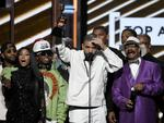 Drake accepts the top artist award during the 2017 Billboard Music Awards at T-Mobile Arena on May 21, 2017 in Las Vegas, Nevada. Picture: AP