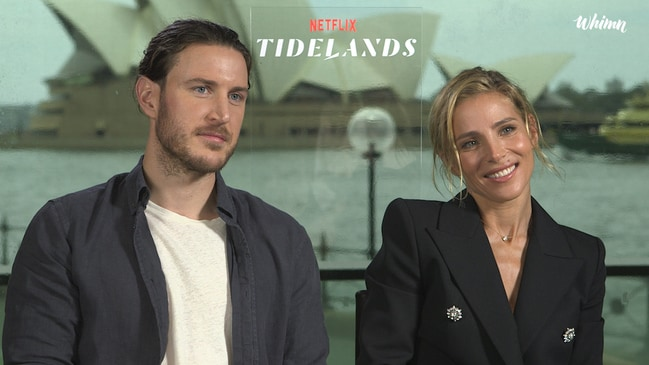 Tidelands cast spill on the show's sex scenes