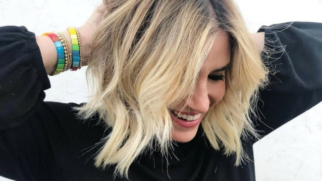 Happy hair. Image: Instagram/@justinandersoncolor