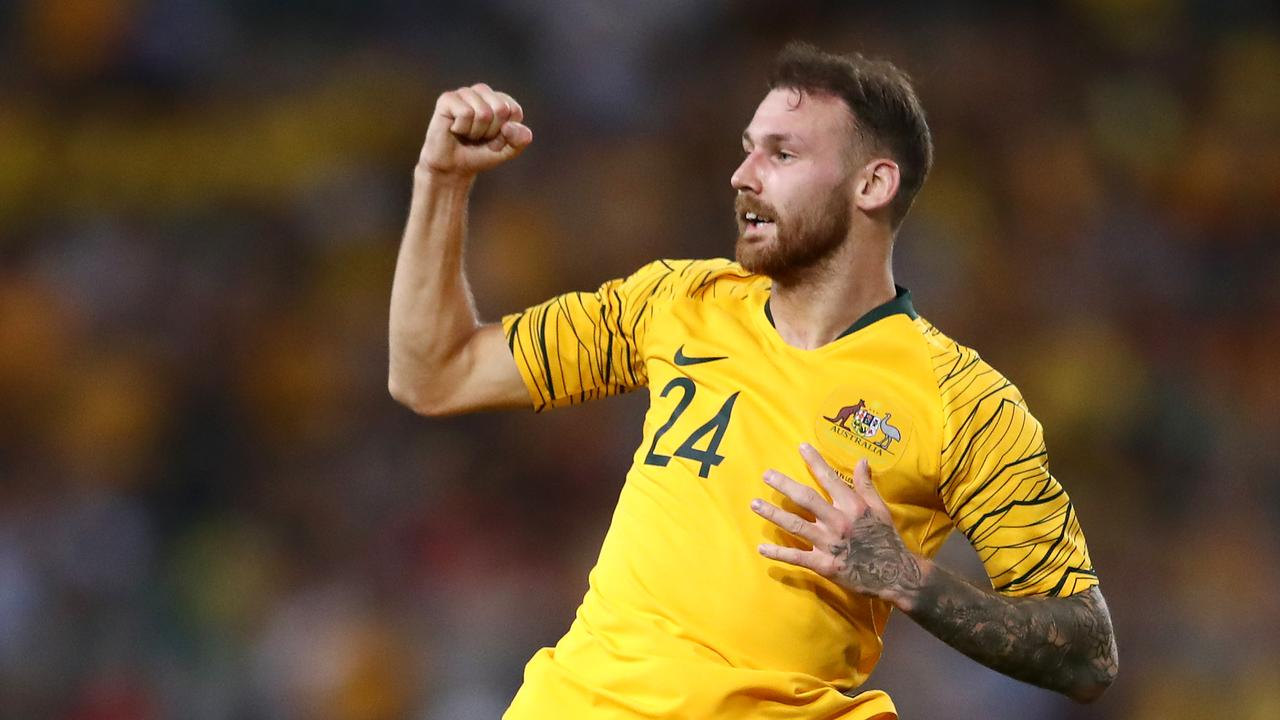 The Socceroos have been invited to play in the Copa America