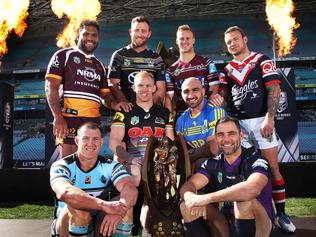 NRL Finals Series Launch