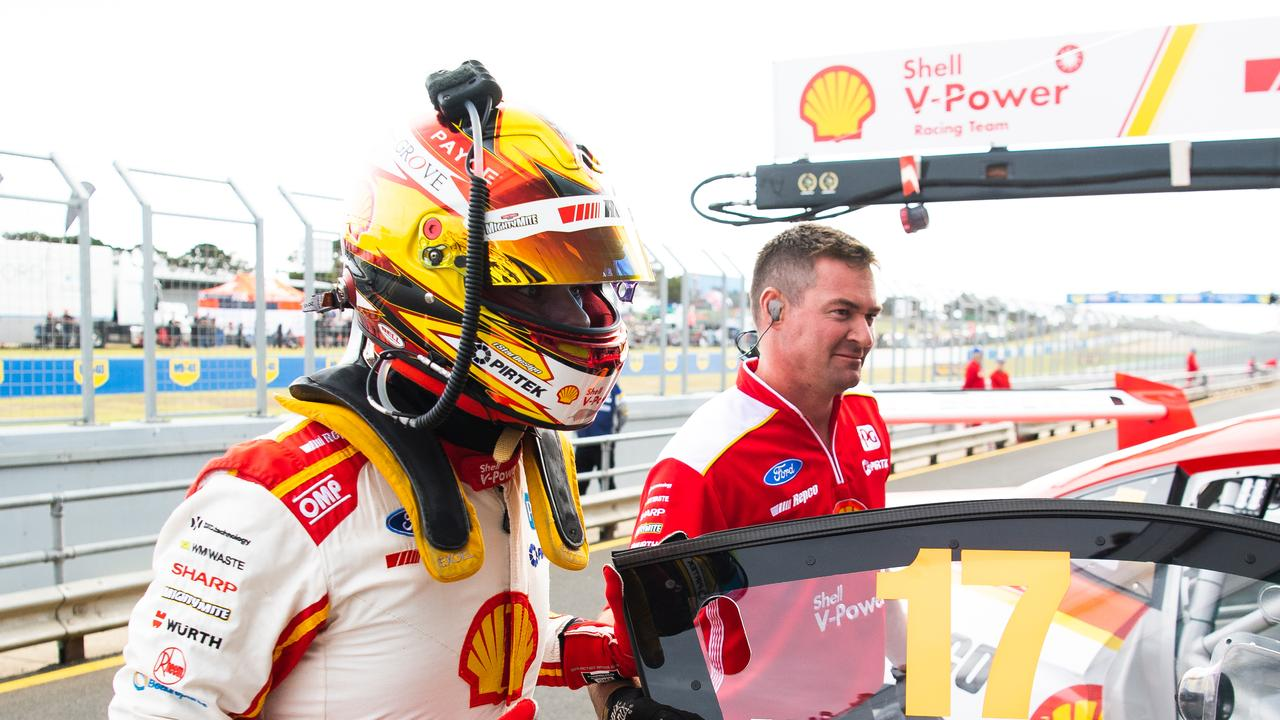 Scott McLaughlin won his seventh race of the season to extend his lead at the top.