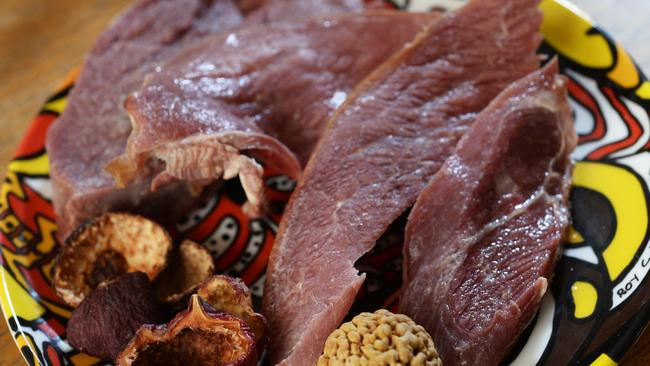 Kangaroo meat is used to flavour the brew from the Rare Bird Brewing Co.