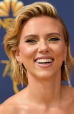 Scarlett Johansson attends the 70th Emmy Awards at Microsoft Theater on September 17, 2018 in Los Angeles, California. (Photo by Matt Winkelmeyer/Getty Images)