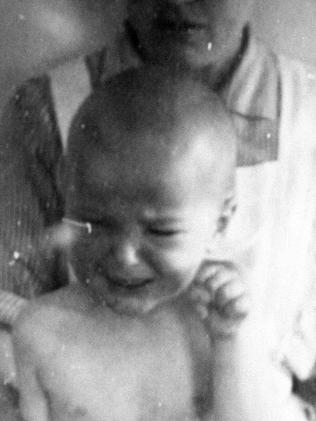 Richard Jenne, the last child to be killed by the head nurse at the Kaufbeuren-Irsee euthanasia facility.