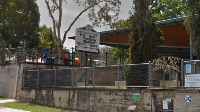 Ipswich West State School. Picture: Google Maps
