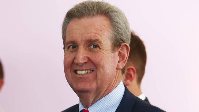 Former NSW premier Barry O'Farrell will be honoured for his service to the people and parliament of NSW. Picture: Aaron Francis/The Australian