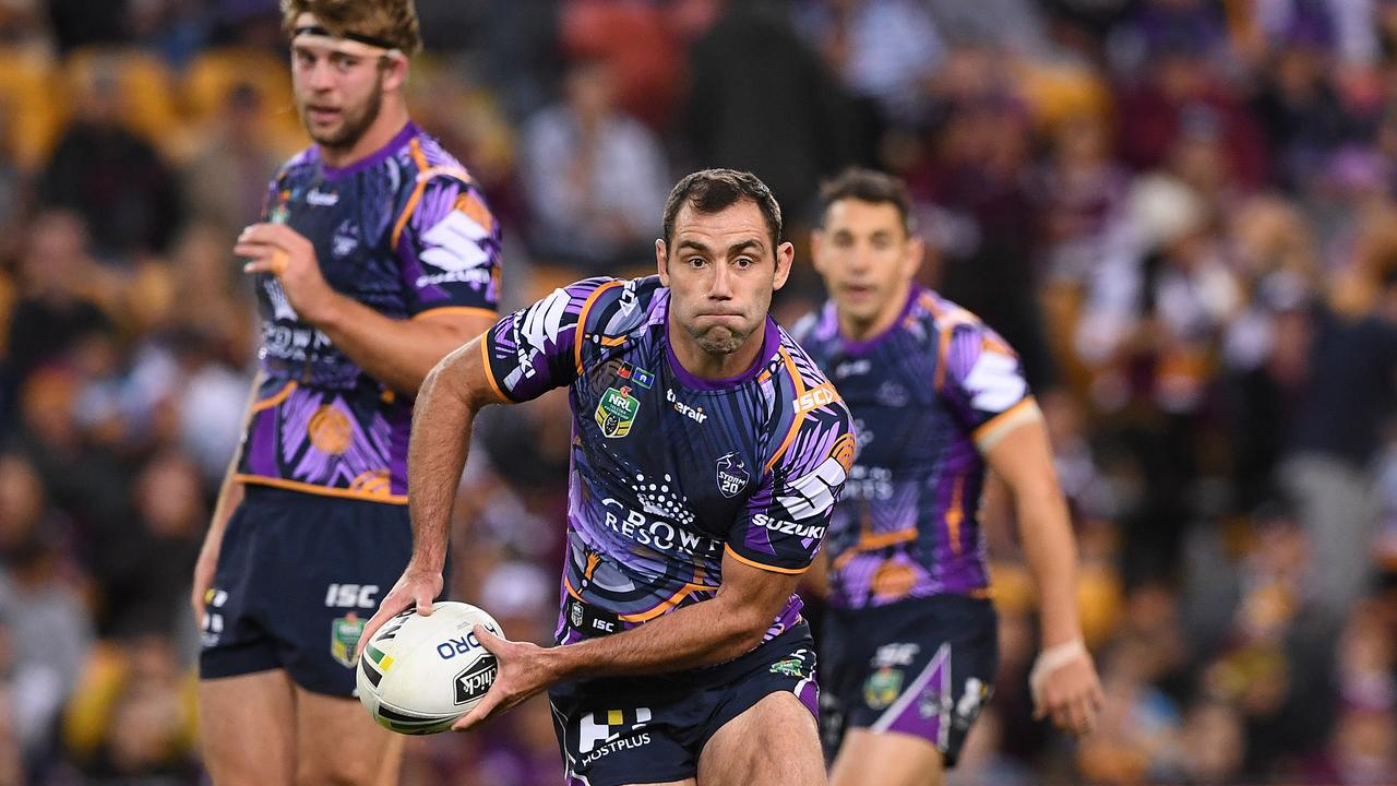 Cameron Smith has been a warrior for the Storm.