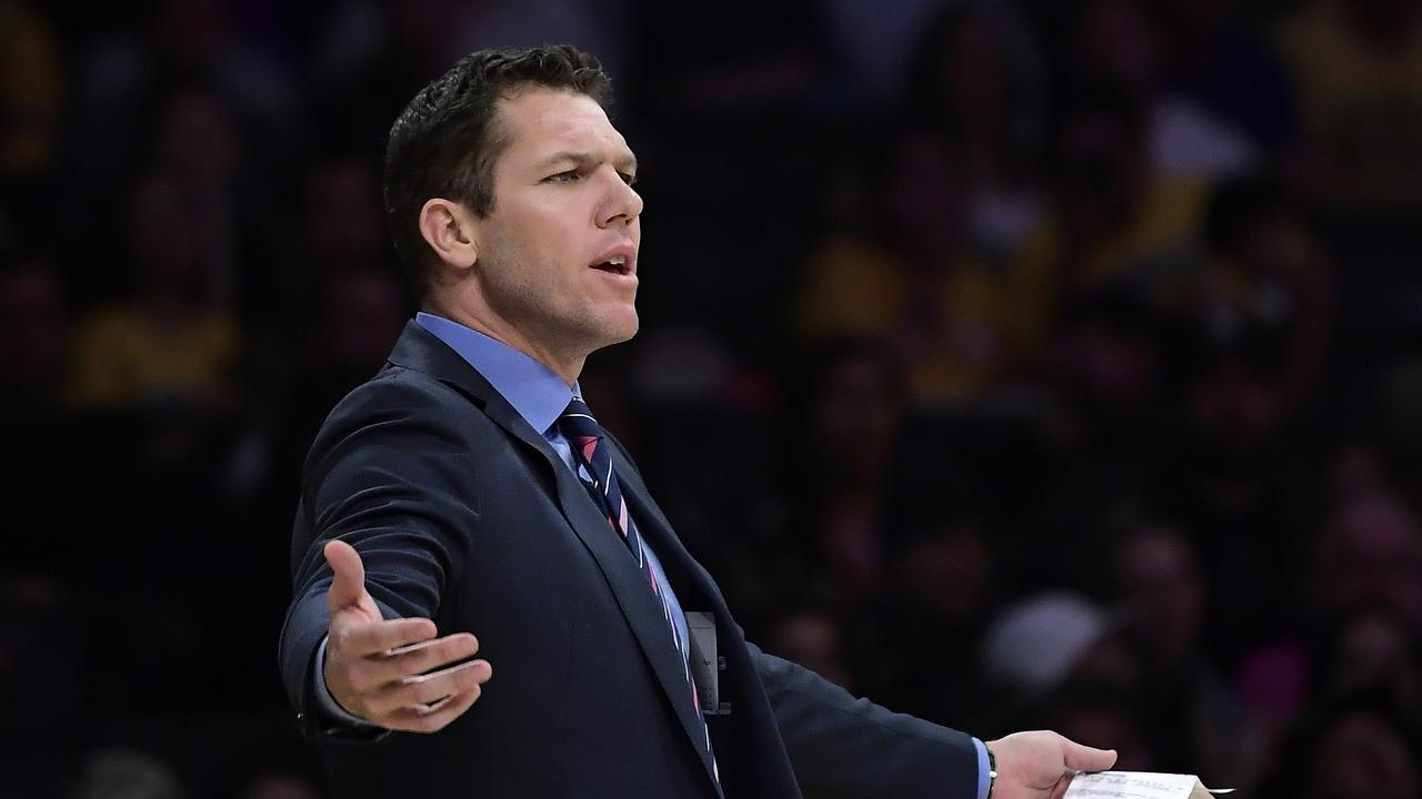 Luke Walton out as Los Angeles Lakers head coach, Ty Lue and Monty Williams the frontrunners