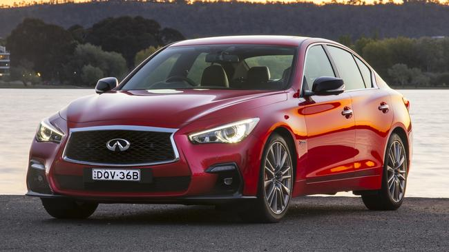Infiniti has yet to make much of an impact in Australia.